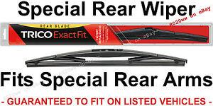 TRICO 10-B Rear Wiper Blade for RocLock 3 Rear Wiper Arm SUV Wagon Crossover 10B
