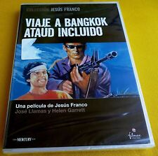VIAJE A BANGKOK ATAUD INCLUIDO - Jesus Franco / Jess Franco - Precintada