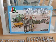 Modelkit Italeri Combat Aircraft Support Group on 1:48 in Box