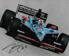 Dan Wheldon signé 10x8, PANTHER RACING Dallara Honda, Indy 500 2010