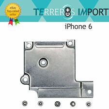 Chapa LCD Conector Tornillos iPhone 6
