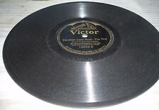 QUANTITY OF (1) VINTAGE VICTROLA RECORD.....NICE DECOR ITEM