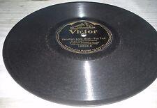 LOT OF (5) VINTAGE VICTROLA RECORDS MUSIC SOUND ENTERTAINMENT CLUB PUB DECOR