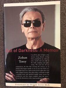 Out Of Darkness:A Memoir By Zolten Torey