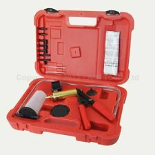 450822 Hand Car Vehicle Diesel Brake Bleeder Fluid Vacuum Pump Tester Gauge