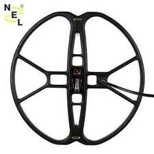 "Nel Attack 15""x15"" DD Coil for Fisher F-5 F-11 F-22 F-44 Gold Bug Metal Detector"