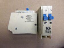 BRYANT BRD 2 pole twin 15 amp 120/240v BD1515 Circuit Breaker BD 15-15