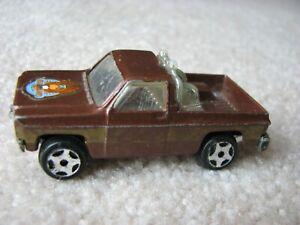 Vintage ERTL The Fall Guy TV Show Pickup Truck Colt Seavers 1:64 1982 GMC
