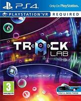 Tracklab / Track Lab - Jeu PS4 / Playstation VR - Neuf sous blister - Version FR