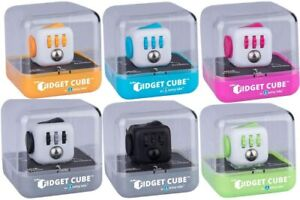Zuru Fidget Cube Original Colour Variation - Helps Anxiety/stress/boredom  *NEW*