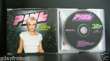 Pink - Get The Party Started 4 Track CD Single