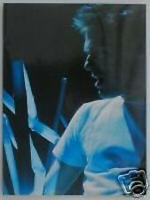 BRYAN ADAMS tour 2001/2002 tour programme 28 pages