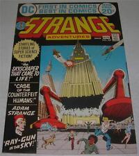 STRANGE ADVENTURES #237 (DC Comics 1972) ADAM STRANGE (VF-) Murphy Anderson cvr