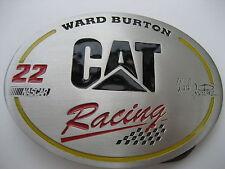 Nascar Cat Racing Belt Buckle (Bk63)