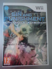 SIN AND PUNISHMENT : SUCESSOR OF THE SKIES ¡NUEVO, PRECINTADO!