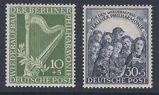 BERLIN : 1950 Berlin Philarmonic Orchestra set   SGB72-3 mint