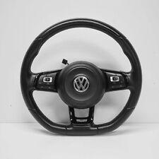 VW GOLF VII R 2014 Steering Wheel 5G0880201J 5G0419091CJ 2.0 Petrol 221kw