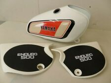 XT500D XT500 Kit di decalcomanie verniciatura 1977