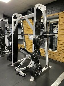 Life Fitness Smith Machine - Commercial Gym Equipment