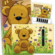 Teddy Bear thermometer multi-pack - Beige