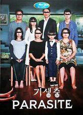 Parasite / Gisaengchung, DVD Korean Movie 2019, Joon-ho Bong