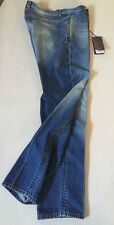 New $1255 Gucci Mens Jeans Pants Blue 34 US ( 50 Eur) 2015 Italy