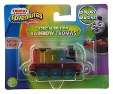 Thomas & Friends Adventures Special Edition Rainbow Metal Train Engine Explore