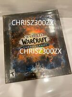 World of Warcraft Shadowlands Collector's Edition PC + Artbook + Pins - Blizzard