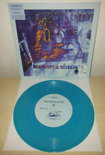 COLDPLAY - BROTHERS & SISTERS  - BLUE - 7""