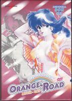 3 Dvd Box 03 ORANGE ROAD CAPRICCIOSA - E' QUASI MAGIA JOHNNY Movie + OAV nuovo