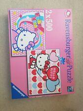 Hello Kitty Jigsaws x 2
