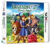 LEGENDS OF OZ - DOROTHY'S RETURN   Nintendo   3DS   NEU & OVP   USK18