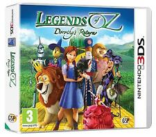 Legends of Oz-Dorothy 's return | Nintendo | 3ds | NOUVEAU & OVP | usk18