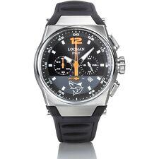 Locman Orologio Uomo cronografo MARE cassa acciaio titanio