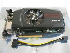 ASUS RADEON HD7770 PCI-E GRAPHICS CARD 1GB RAM 2x DVI  HDMI  DISPLAY PORT DX11