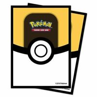 Pokemon Ultraball Ultra Pro Deck Protector Sleeves Matte Non Glare MTG 65 inPack