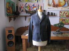 GIACCA  Donna  Benetton  Tween  colore Grigio  , taglia L ,  -  Made in Italy