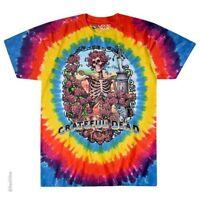 "Grateful Dead ""Rainbow Bertha"" Double Sided T-Shirt - FREE SHIPPING"