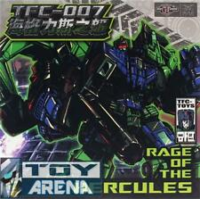 TFC Toys TFC-007 Rage of Hercules Upgrade Set Transformers Action Figure