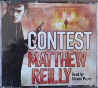 Matthew Reilly Contest - New CD Audiobook Free UK P&P