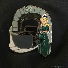 WDI Disney ALICE AS A HAUNTED MANSION MAID Mystery Doombuggy LE 300 Pin