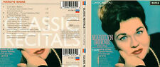 Marilyn Horne Recital Orchestra of the Royal Opera House Covent Garden (Box 26)