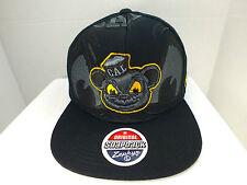 California Golden Bears NCAA Retro Vintage Covert Snapback Cap New by Zephyr