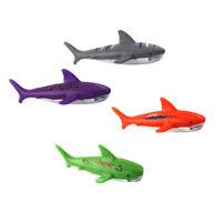 Tauchspielzeug Unter Wasserspielzeug Poolspiel Gleitender Hai Lernen für Kinder