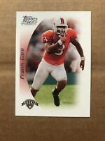 2005 FRANK GORE TOPPS DRAFT PICKS ROOKIE RC #159 MIAMI