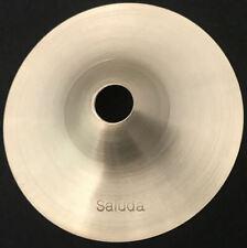 Saluda Hi-Hat Sal-Bel Sizzler Cymbal - Put inside your Hi-Hats!