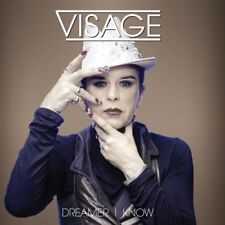 Dreamer I Know 5055373513805 by Visage CD