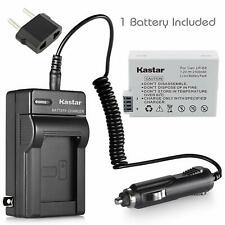 USA Best LP-E8 Battery Pack + Charger for Canon Rebel T2i T3i T4i T5i