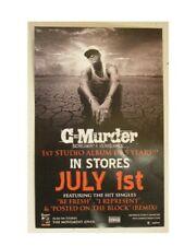 C Murder Poster C-Murder C. Murder C.Murder Promo