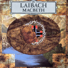 Macbeth by Laibach (CD, Feb-2002, Mute)